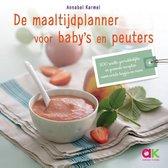De maaltijdplanner voor baby's en peuters