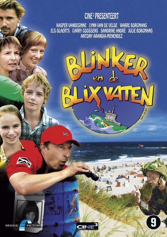 Cover van de film 'Blinker En De Blixvaten'