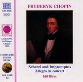 Chopin: Piano Music Vol.12