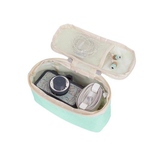 SUITSUIT Fabulous Fifties - Kleine Accessoires Tasje - Luminous Mint - SUITSUIT