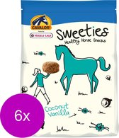 Cavalor Sweeties Versnapering - Paardensnack - 6 x 750 g