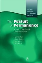 Omslag The Pursuit of Permanence