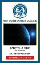 Apostolic Rule for Students