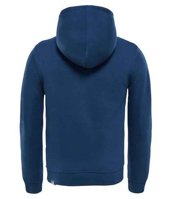 The North Face Drew Peak Jongens Trui - Blue Wing Teal - Maat 128 - The North Face