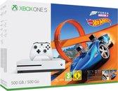 Xbox One S console 500 GB + Forza Horizon 3 Hot Wheels