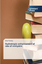 Hydrotropic Enhancement of Rate of Ninhydrin