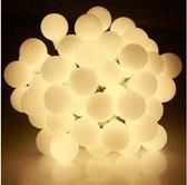 Feestverlichting - 50 LED's - 15m - Wit
