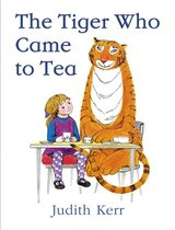 The Tiger Who Came to Tea (Read aloud by Geraldine McEwan)