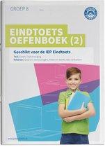 Eindtoets Oefenboek deel 2 Geschikt voor de IEP Eindtoets groep 8