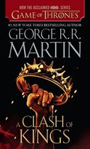 Boekomslag van 'A Song of Ice and Fire 2 - A Clash of Kings'