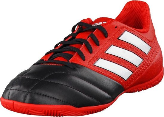 adidas Ace 17.4 Indoor - Voetbalschoenen - Heren - 42 2/3 - Rood