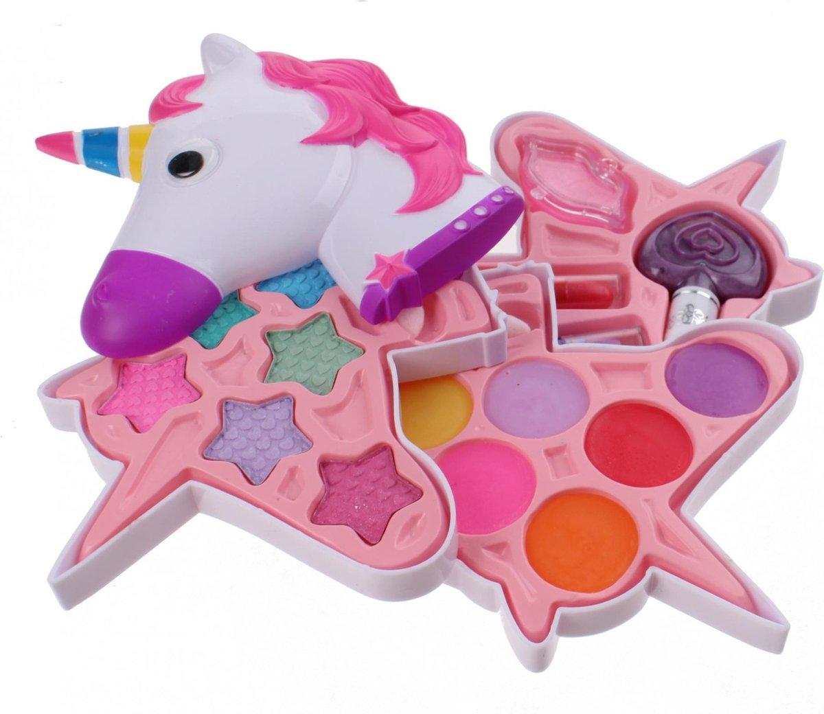 Jonotoys Unicorn Make-up Set Roze