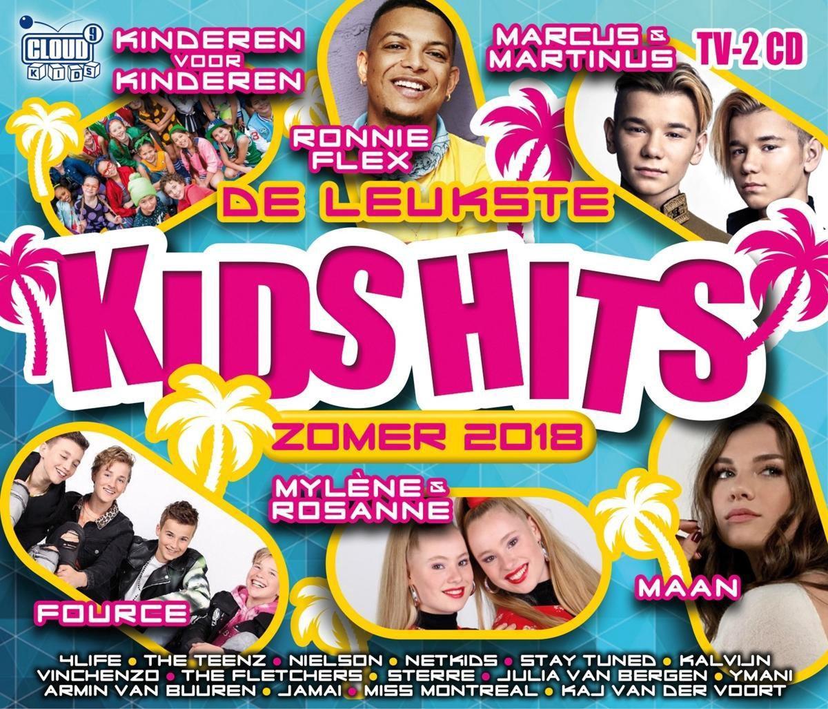 De Leukste Kids Hits Zomer 2018 - De Leukste Kids Hits