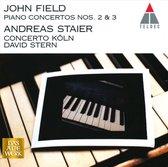 Field: Piano Concertos nos 2 & 3 / Staier, Stern, Concerto Koln