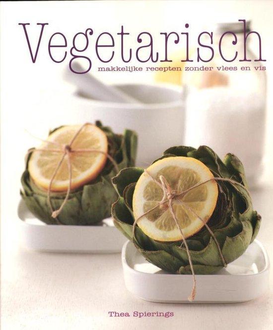 Cover van het boek 'Vegetarisch'