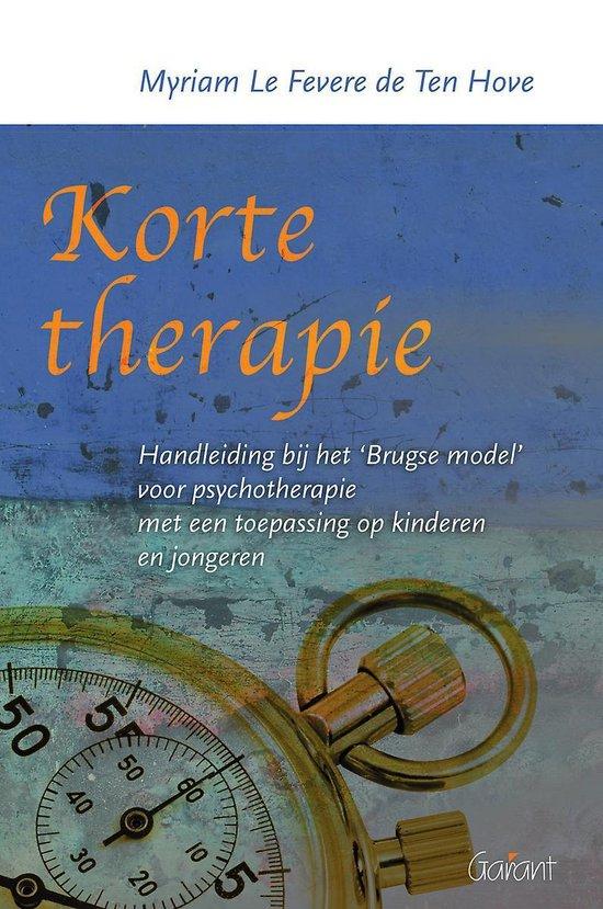 Korte therapie - M. le Fevere de Ten Hove |
