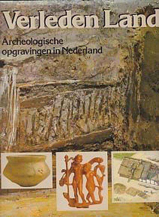 Boek cover Verleden land van AndrÉ Bloemers (Hardcover)