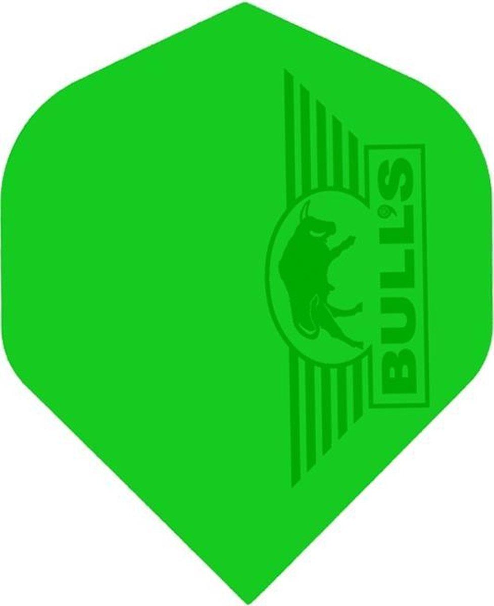 Bull's - Polyna Standaard Dartflight - Groen
