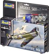 Revell Model Set Spitfire Mk.II