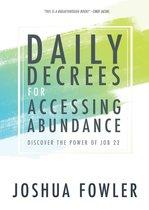 Daily Decrees for Accessing Abundance