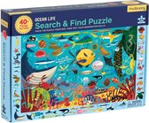 Mudpuppy Search & Find Puzzle/Ocean Life