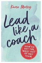 Omslag Lead Like a Coach