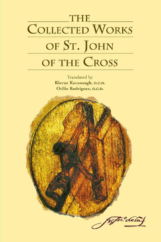 Boek cover The Collected Works of St. John of the Cross van Saint John (Onbekend)