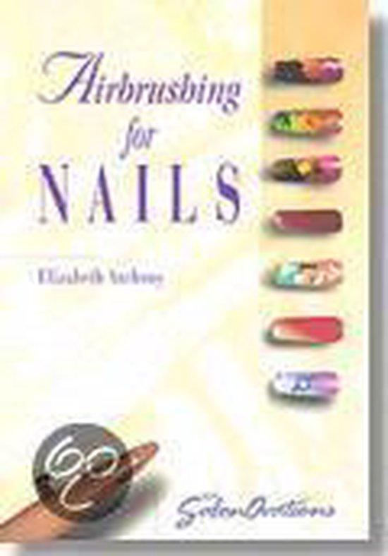 SalonOvations Airbrushing for Nails