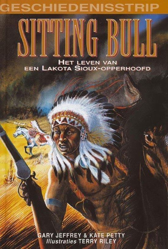 Geschiedenisstrip / Sitting Bull - Kate Pullinger |