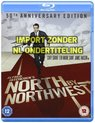 North By Northwest (Import) [Blu-ray]