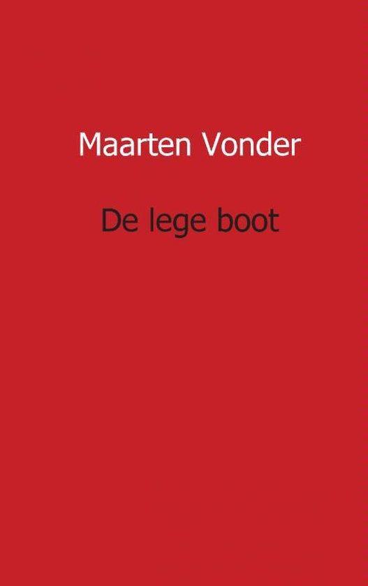 De lege boot - Maarten Vonder |