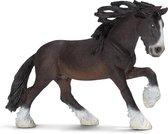 Schleich Shire hengst 13734 - Paard Speelfiguur - Farm World - 17 x 4 x 12 cm