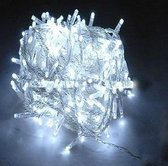 Kerstverlichting 100 LED's 10-Meter - Koel Wit