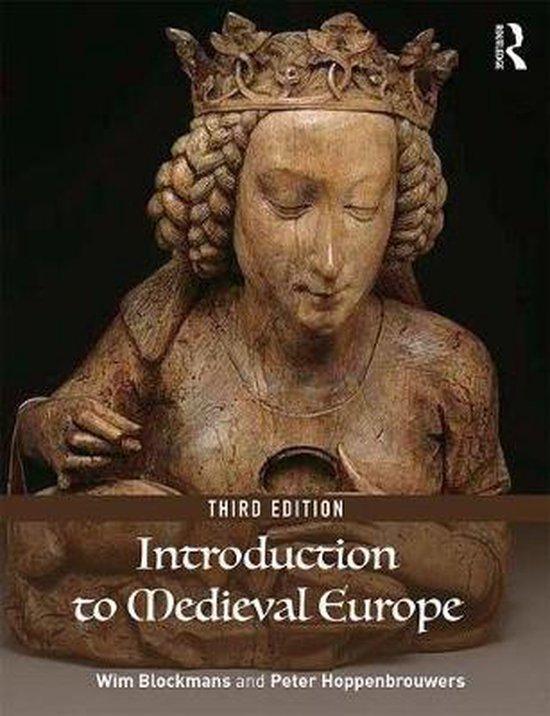 Boek cover Introduction to Medieval Europe 300-1500 van Wim Blockmans (Paperback)