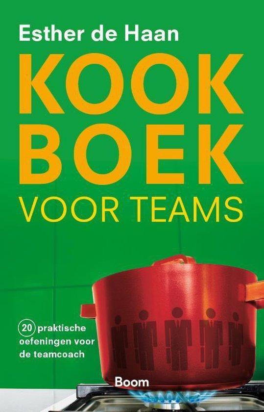 Kookboek voor teams - Esther de Haan | Fthsonline.com