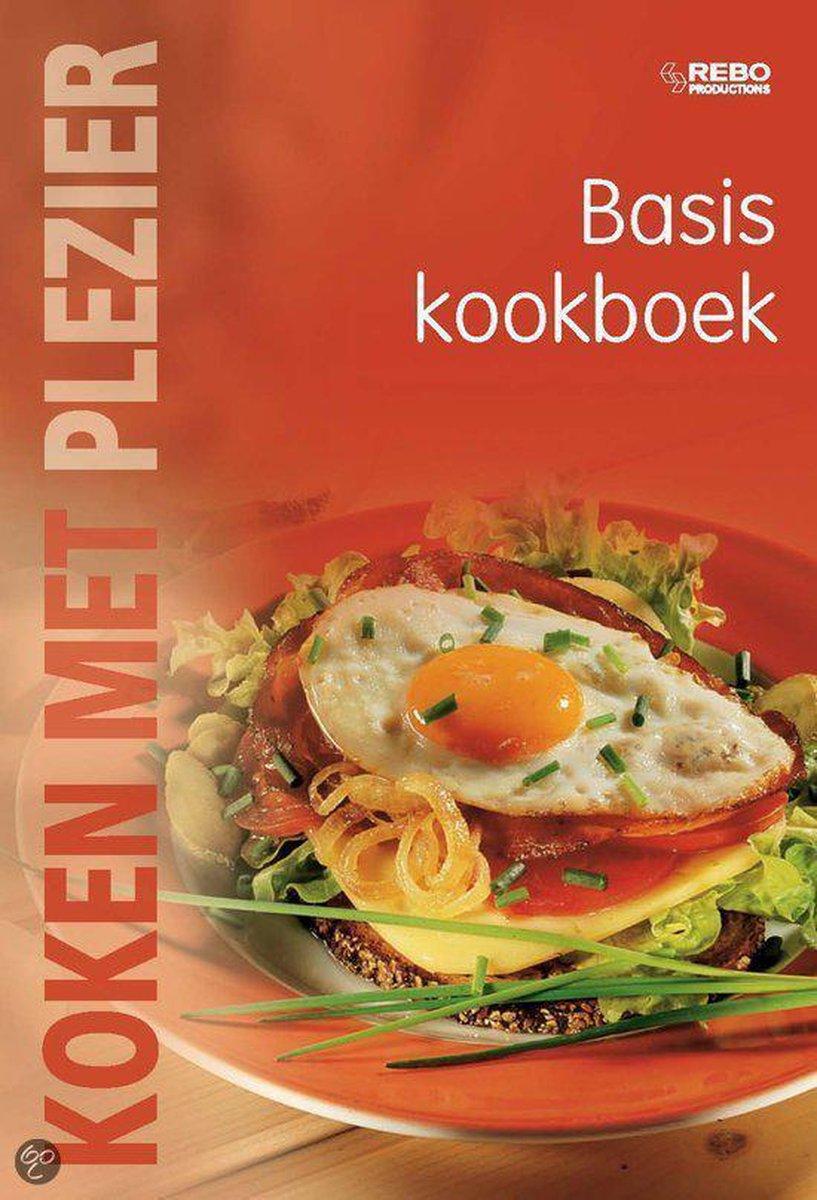 Koken Met Plezier Basiskookboek