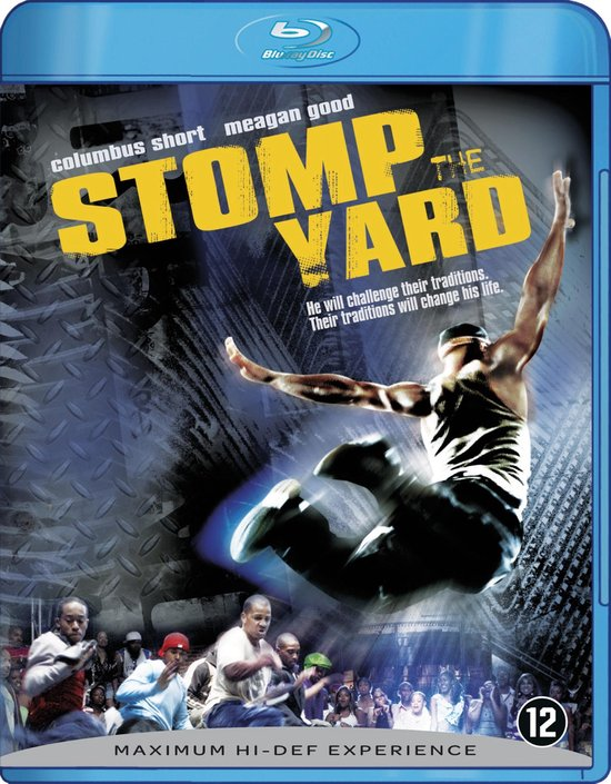 Cover van de film 'Stomp The Yard'