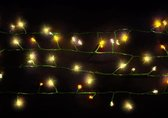 Luca Lighting - Snake Wire Lights Warm Wit 400Led Voor Een 180H Boom - L1000Cm