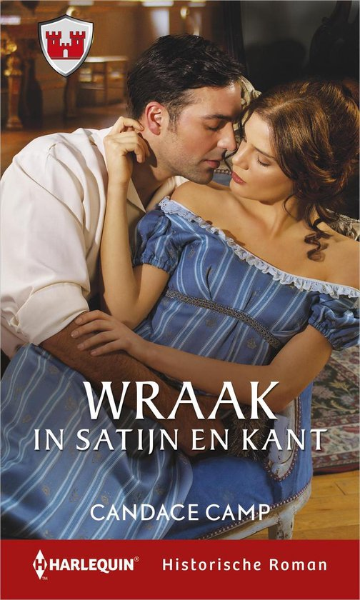 Harlequin- Wraak in satijn en kant - Candace Camp |