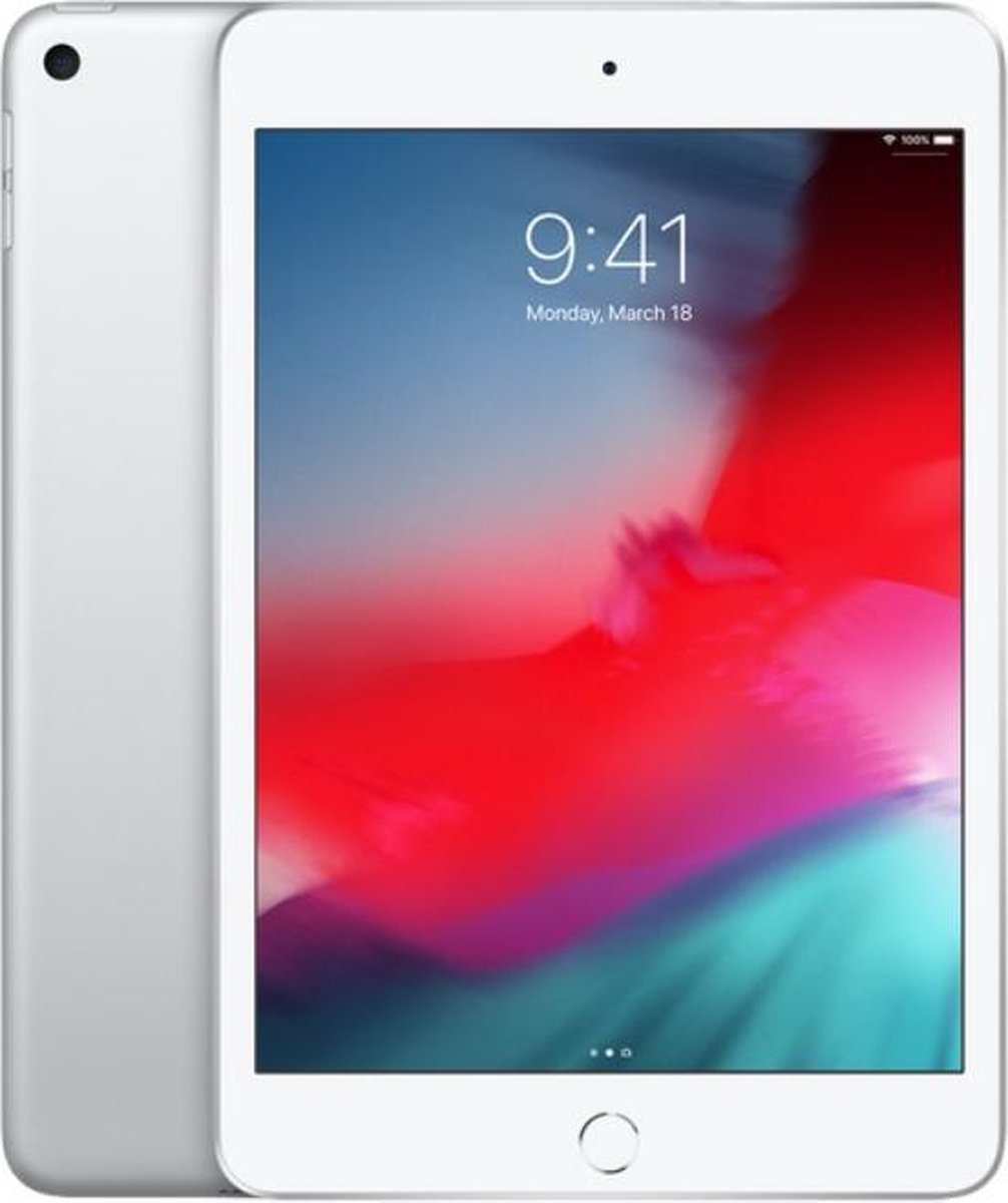 Apple iPad Mini (2019) – 7.9 inch – WiFi – 64GB – Zilver