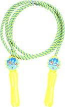 Jonotoys Springtouw Rope Skipping 210 Cm Geel