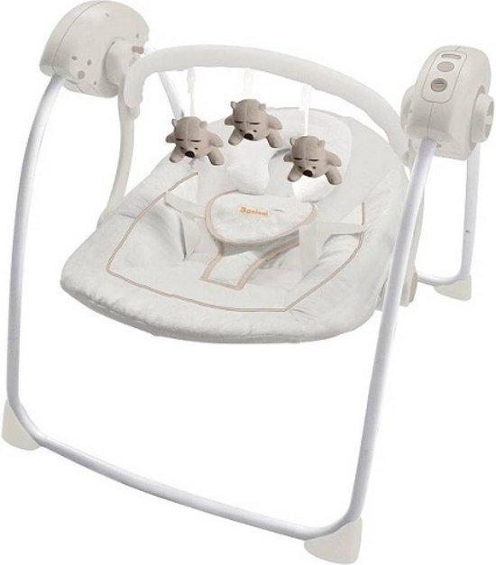 Baninni Babyschommel - Grijs - Baninni
