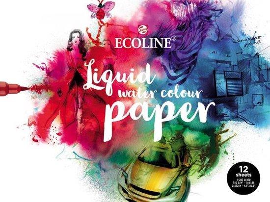 Afbeelding van Talens Ecoline Papier - FSC mix speelgoed