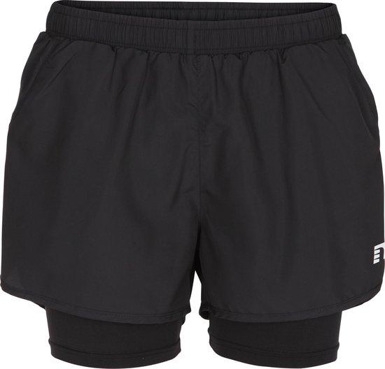 Newline Base 2 Layer Shorts 13748-603 - Hardloopbroek - Dames - Black - Maat M