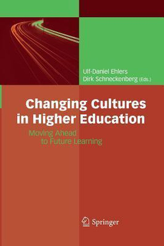 Changing Cultures in Higher Education