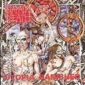 CD cover van Utopia Banished van Napalm Death