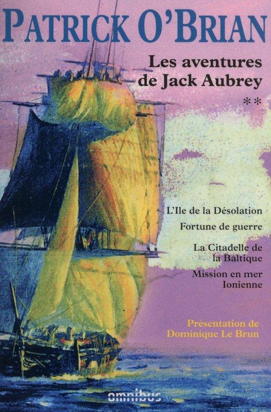 Les Aventures de Jack Aubrey T2 (N.ed.)