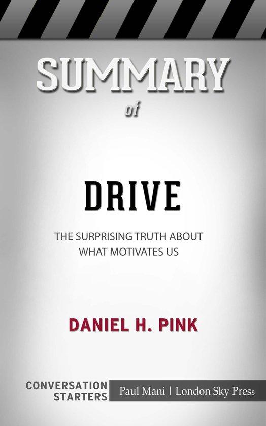 Boek cover Summary of Drive van Paul Mani (Onbekend)