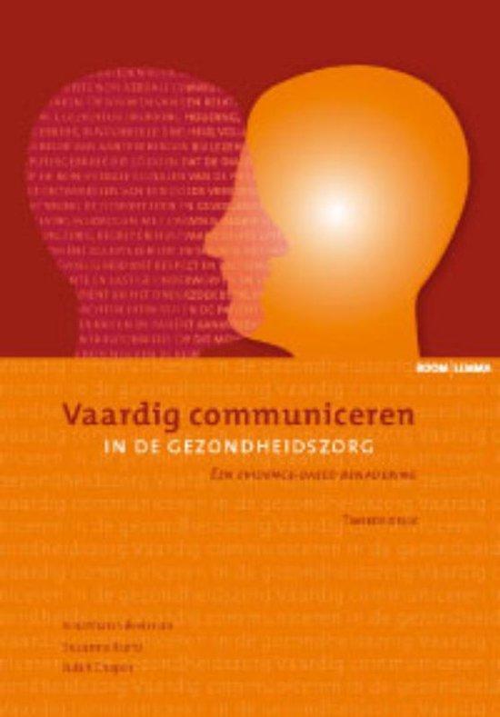 Vaardig communiceren in de gezondheidszorg - J. Silverman pdf epub