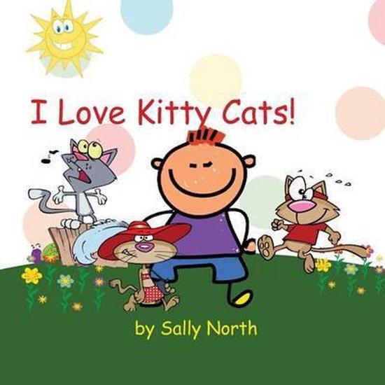 I Love Kitty Cats! (Boy Version)